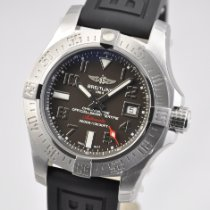 Breitling Avenger II Seawolf Steel 45mm Grey United States of America, Ohio, Mason