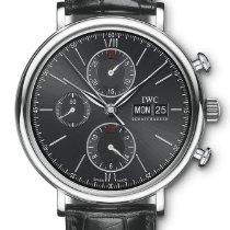 IWC Portofino Chronograph IW391029 2020 neu