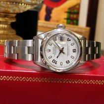Rolex Datejust Çelik 26mm Beyaz
