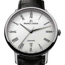 Maurice Lacroix Les Classiques Tradition Steel 38mm White