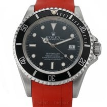 Rolex 16600 Steel 1990 Sea-Dweller 4000 40mm pre-owned United States of America, New York, New York