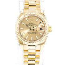 Rolex 179178 Yellow gold Lady-Datejust 26mm pre-owned United States of America, Georgia, Atlanta