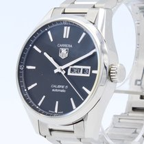 TAG Heuer Carrera Calibre 5 WAR201A.BA0723 2017 new