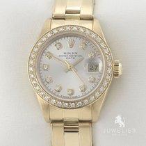 Rolex 69178 Gelbgold 1983 Lady-Datejust 26mm gebraucht Deutschland, München