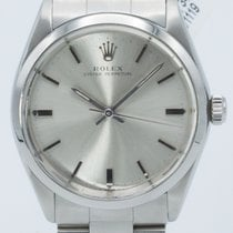 Rolex Oyster Perpetual 34 Steel 34mm Silver No numerals United States of America, Georgia, ATLANTA