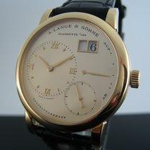 A. Lange & Söhne Lange 1 Gelbgold Ref 101.021