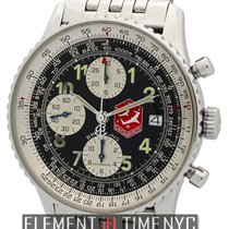 Breitling Old Navitimer Steel 41mm Black Arabic numerals United States of America, New York, New York