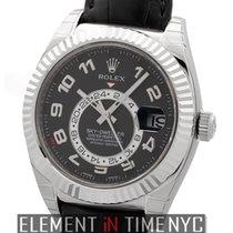 Rolex 326139 White gold Sky-Dweller 42mm new United States of America, New York, New York