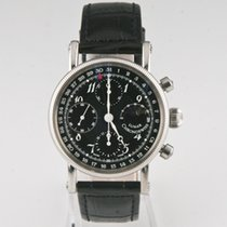 Chronoswiss Steel Automatic Lunar pre-owned
