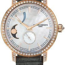 Vacheron Constantin Traditionnelle Rose gold 36mm Mother of pearl United States of America, New York, Airmont