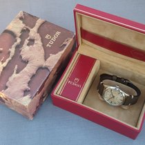 Tudor Prince Date+Day Jumbo size, stainless steel
