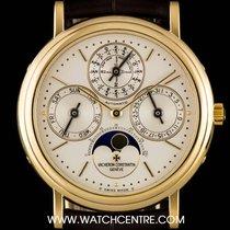 Vacheron Constantin 18k Yellow Gold Perpetual Calendar...