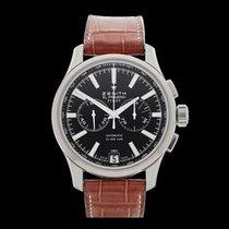 제니트 (Zenith) El Primero Pilot Chronograph Stainless Steel...