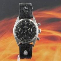 Rolex Chronograph Acciaio 36mm Nero