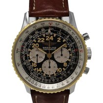 Breitling Navitimer Cosmonaute Ref. B12019 Manuale Gold/ Steel...