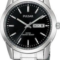 Pulsar Classic Day Date Acier