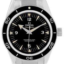 Omega Seamaster 300 Black Steel 41mm - 233.30.41.21.01.001