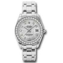 Rolex Lady-Datejust Pearlmaster új Automata Óra eredeti dobozzal és eredeti dokumentumokkal 81299 md