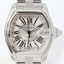 까르띠에Ronde Solo de Cartier,새 시계/미 사용,정품 박스 없음, 서류 원본 없음,48 x 43 mm,스틸