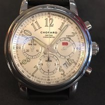 Chopard Steel 42mm Automatic 168511-3015 pre-owned