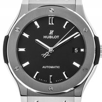 Hublot Classic Fusion 45, 42, 38, 33 mm neu Automatik Uhr mit Original-Box und Original-Papieren 511.NX.1171.RX