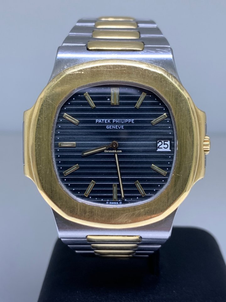 e76d3cfeb90 Patek Philippe Nautilus 3700 Vintage Jumbo - Archive Papers... for ...