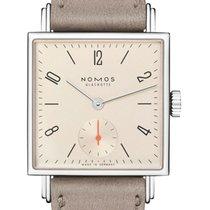 NOMOS Tetra 27 new 2019 Manual winding Watch with original box and original papers 473