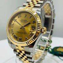 30ac16c9650 Rolex Datejust 31 178273 | Rolex Reference Ref ID 178273 horloge op ...