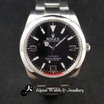 Rolex Acier 39mm Remontage automatique 214270 occasion