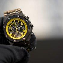 Audemars Piguet Royal Oak Offshore Chronograph Углерод 42mm Чёрный