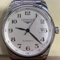 Longines Master Collection L2.793.4.78.6 Very good Steel 40mm Automatic Singapore