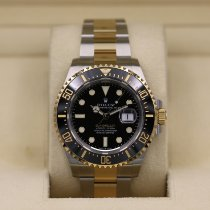 Rolex Sea-Dweller Gold/Steel 43mm Black No numerals United States of America, Tennesse, Nashville