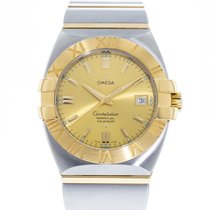 Omega Constellation Double Eagle 1213.10.00 pre-owned