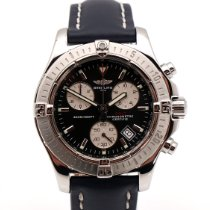 Breitling Colt Chronograph Steel 41mm Black No numerals