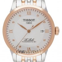 Tissot 39.3mm Automatic T006.407.22.036.00 new