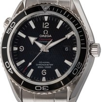 Omega Seamaster Planet Ocean 222.30.46.20.01.001 pre-owned