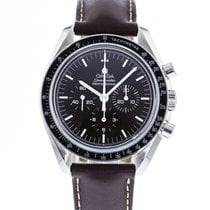 Omega Speedmaster Professional Moonwatch Ocel 42mm Hnědá