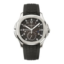 Patek Philippe Aquanaut Travel Time Stainless Steel
