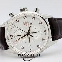 TAG Heuer Carrera Calibre 1887 Automatic Chronograph Silver...