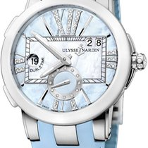 Ulysse Nardin Executive Dual Time Lady 243-10-3-393 2011 новые