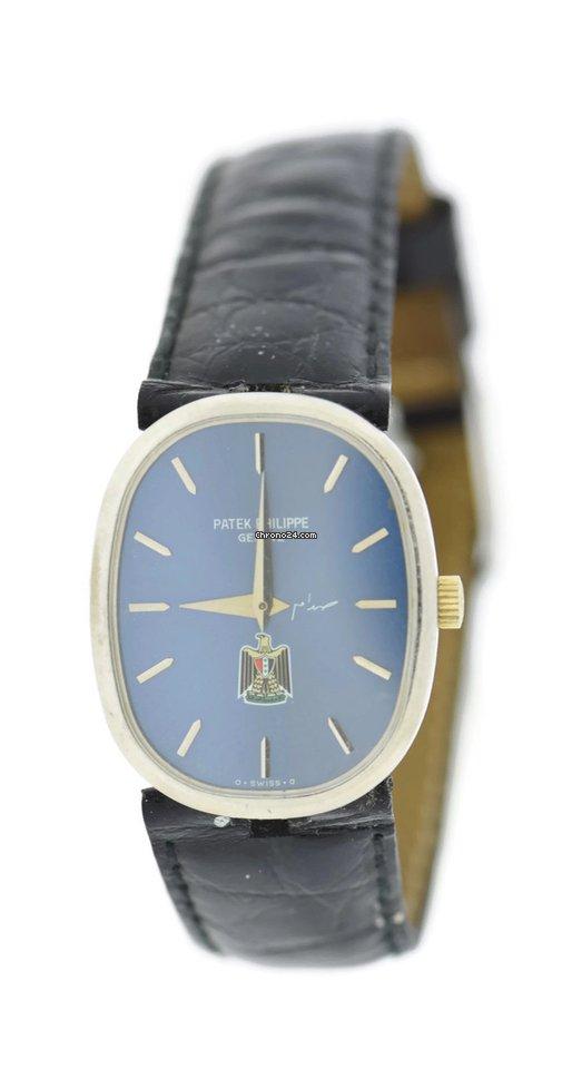 Patek Philippe Golden Ellipse 4226 1980 pre-owned