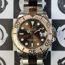 勞力士 (Rolex) 268621 Yacht-Master Choc Dial Rose Gold/Stainless...