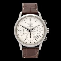 Longines Master Collection Stainless Steel Gents L27494722 -...