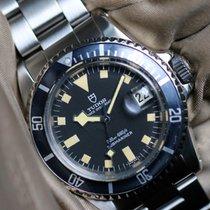 Tudor Submariner date 9411/0  Snowflake black dial
