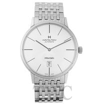 Hamilton Intra-Matic Steel 42.00mm Silver