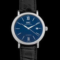 IWC Portofino Automatic Steel 40.00mm Blue United States of America, California, San Mateo
