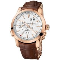 Ulysse Nardin Perpetual Manufacture Rose gold 43mm