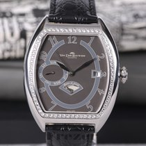 Van Der Bauwede 40mm Automatic pre-owned Grey