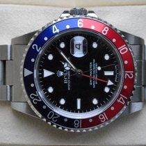 Rolex [FULL TRITIUM+Rolex Warranty] GMT-Master 16700 -PEPSI- 1994