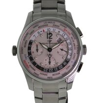 Girard Perregaux Steel 43mm Automatic 49805-11-152-11A pre-owned United States of America, California, Los Angeles